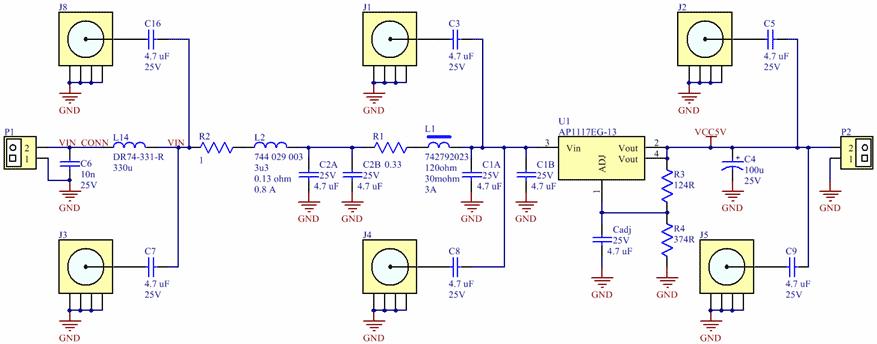 axotron, schematic