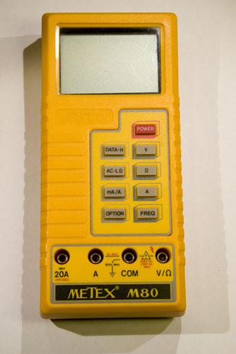 Metex M80