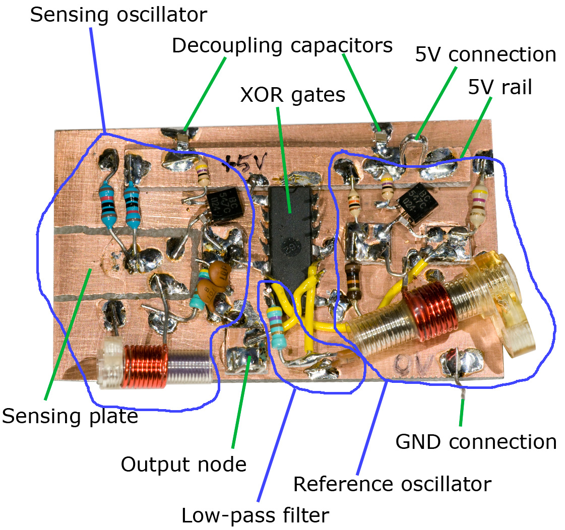 January 2015 Axotron Blog Electrical Diagram Of Xor Gate Board With Labels